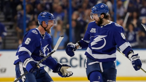 SPO-HKO-HKN-NEW-JERSEY-DEVILS-V-TAMPA-BAY-LIGHTNING---GAME-FIVE