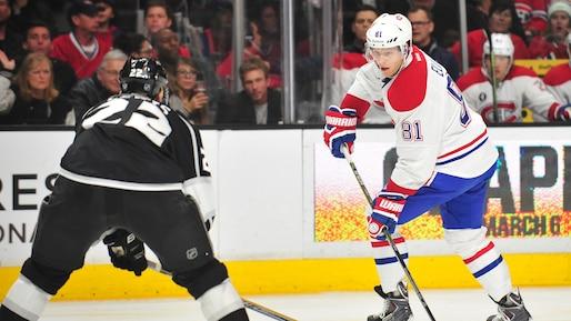 NHL: Montreal Canadiens at Los Angeles Kings