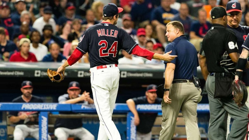 BBA-BOSTON-RED-SOX-V-CLEVELAND-INDIANS