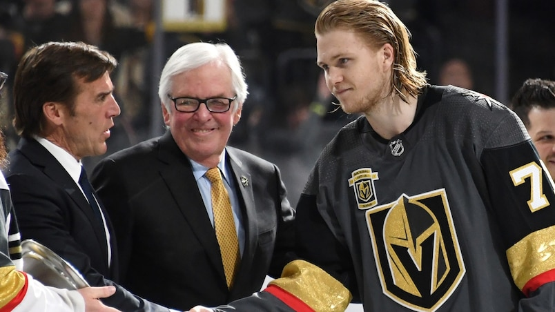 La belle histoire de William Karlsson