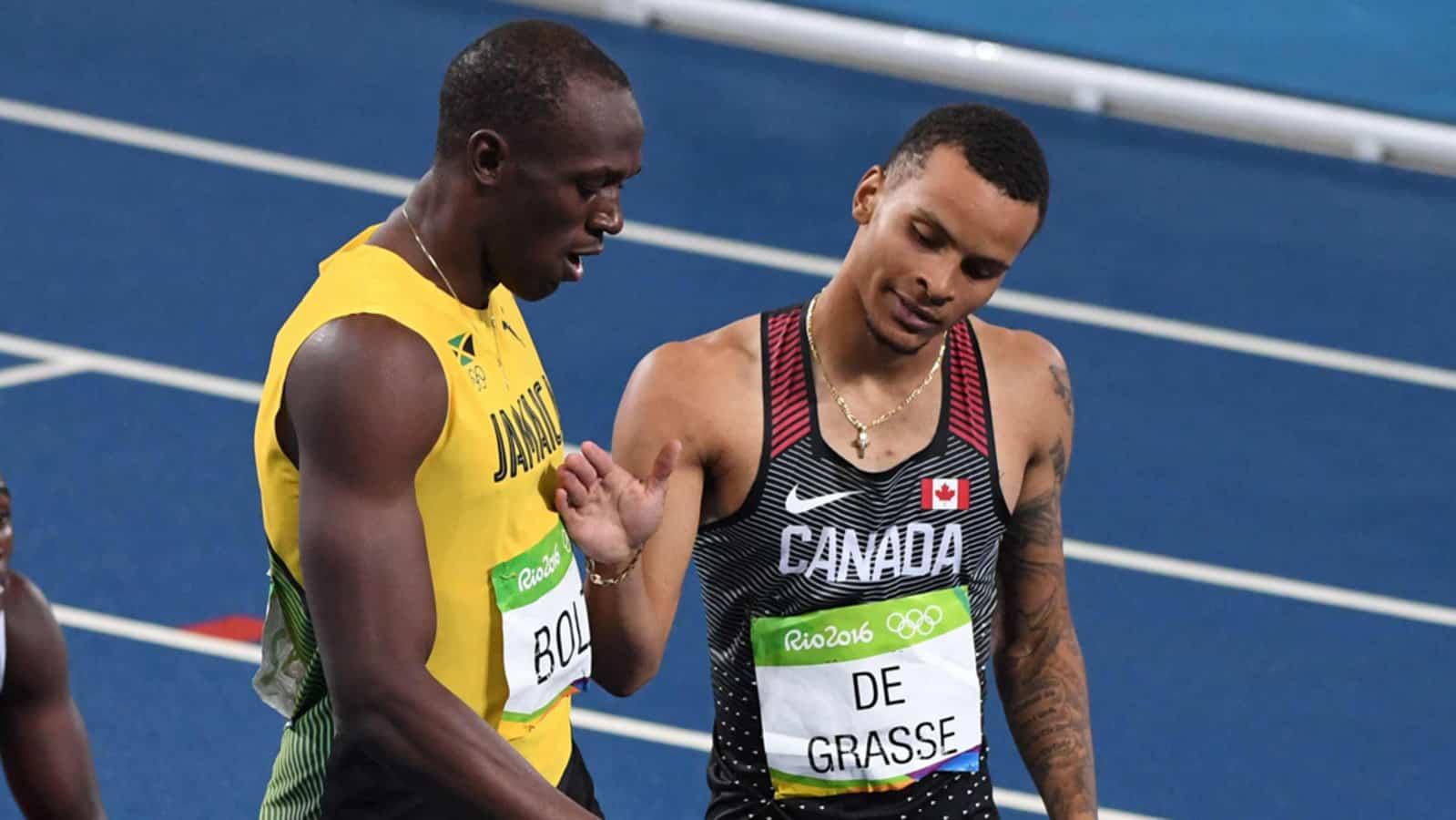 Bolt était fâché TVA Sports