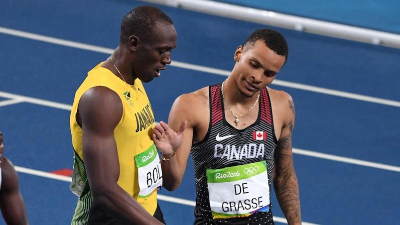 Bolt était fâché