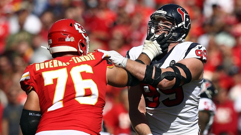 Houston Texans v�Kansas City Chiefs