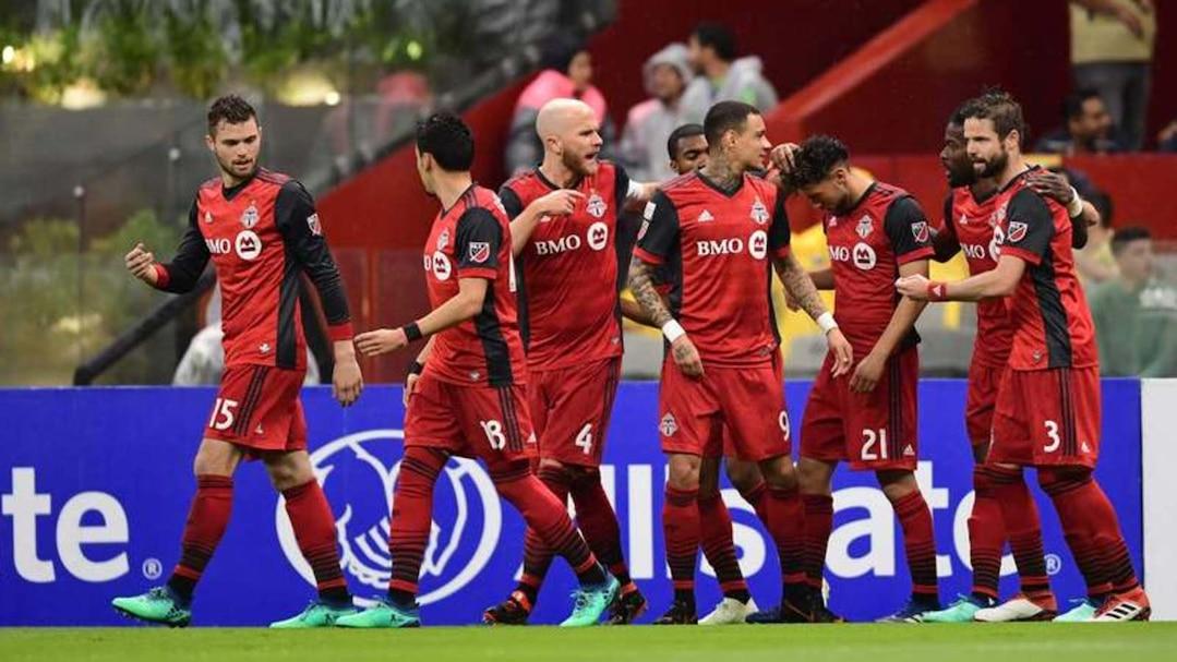 FBL-CONCACAF-AMERICA-TORONTO FC