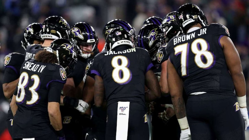 New York Jets v�Baltimore Ravens