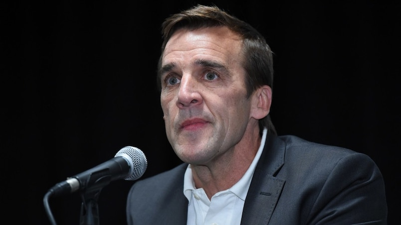 Las Vegas NHL Team Owner Bill Foley Announces General Manager