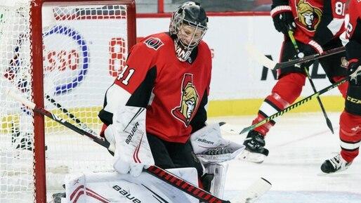 New York Rangers v Ottawa Senators