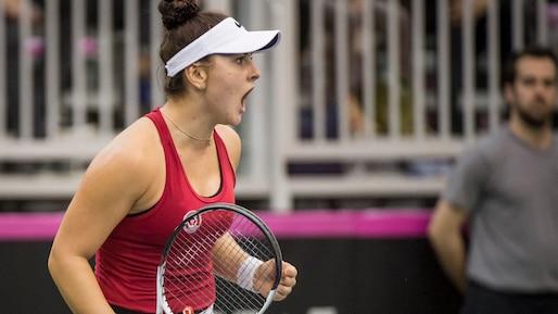 Fed Cup: le Canada en Roumanie sans Eugenie Bouchard