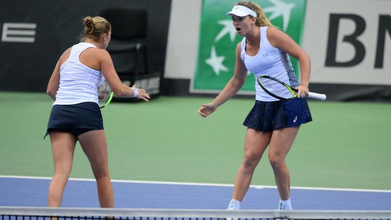 Fed Cup: les Américaines championnes!