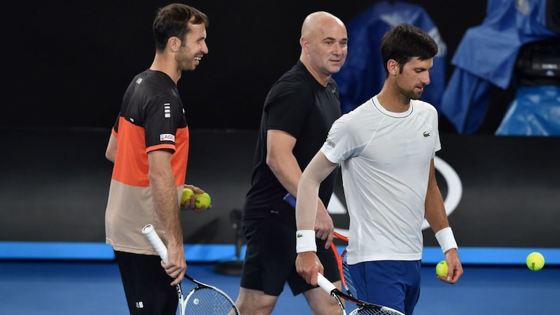 Novak Djokovic fait table rase