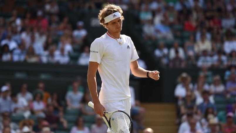 Wimbledon: Zverev chute, Nadal avance
