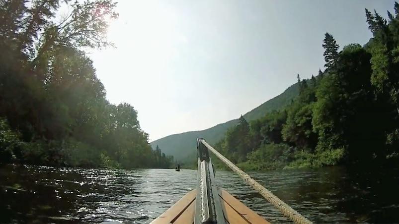 Pêche au saumon à la rivière Patapédia