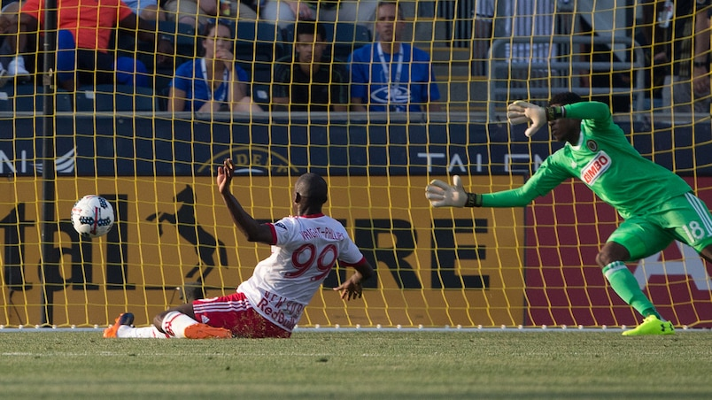 Bradley Wright-Phillips frappe au bon moment