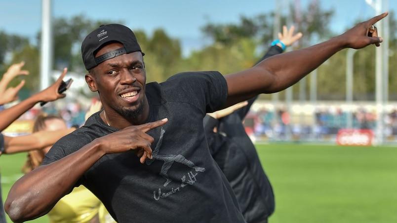 Usain Bolt veut conquérir un autre sport