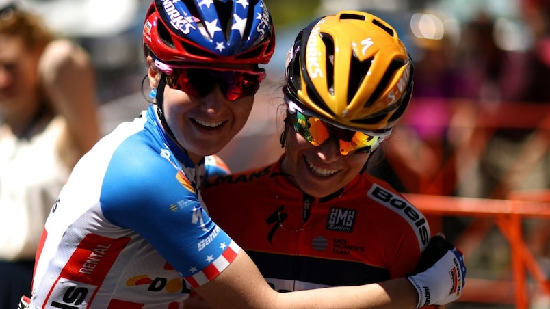 SPO-CYC-AMGEN-BREAKAWAY-FROM-HEART-DISEASE-WOMEN'S-RACE-EMPOWERE
