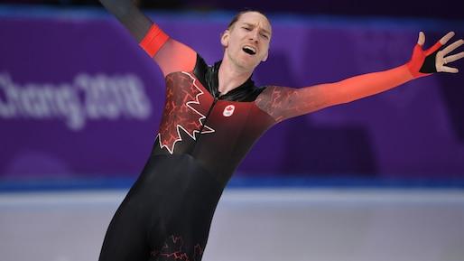 Olympiques: l'or pour Ted-Jan Bloemen au 10 000 mètres