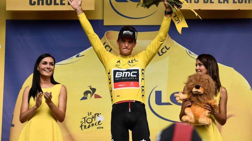 Tour de France: BMC lance Greg Van Avermaet vers le maillot jaune