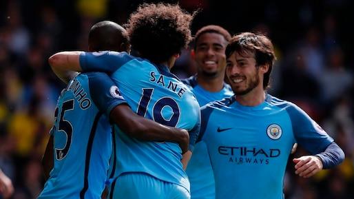 Manchester City et Liverpool en Ligue des champions