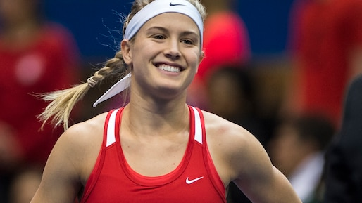 Fed Cup: Eugenie Bouchard a appris