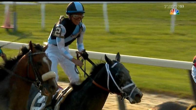 Tapwrit est sacré champion du Belmont Stakes