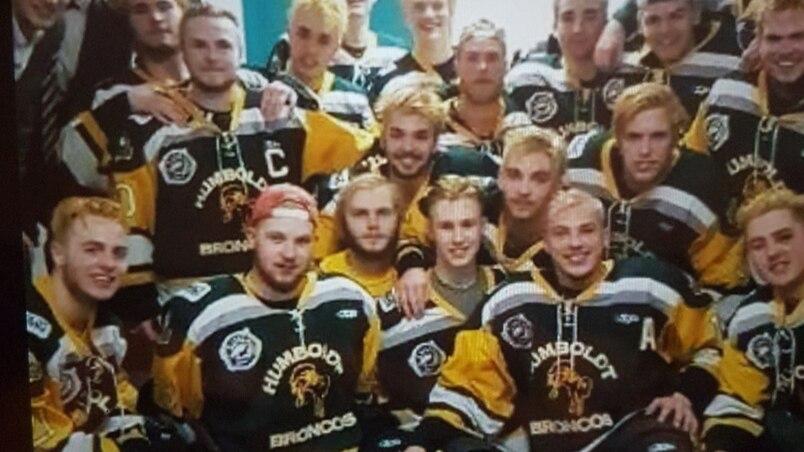Humboldt, une communauté près de son équipe de hockey