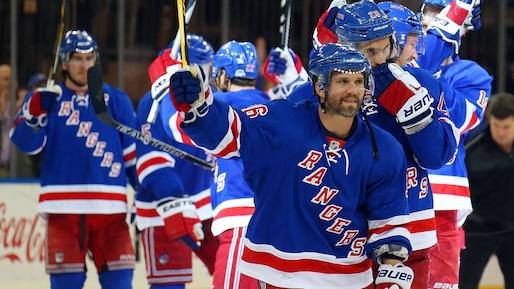 Les Rangers ont le dernier mot en prolongation