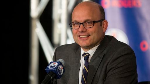 Les Oilers montrent la sortie à Peter Chiarelli