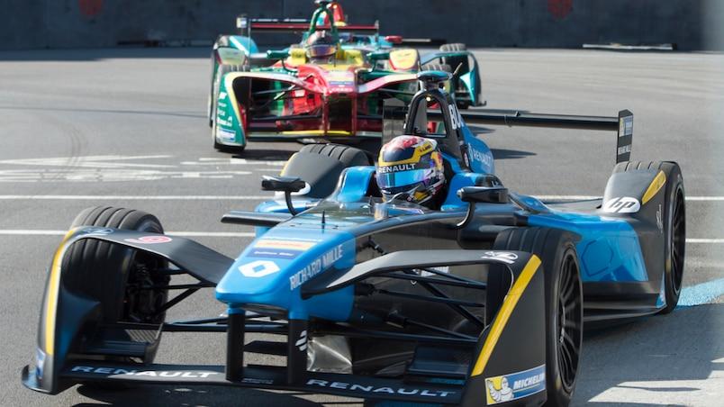 Nissan remplacera Renault en Formule électrique