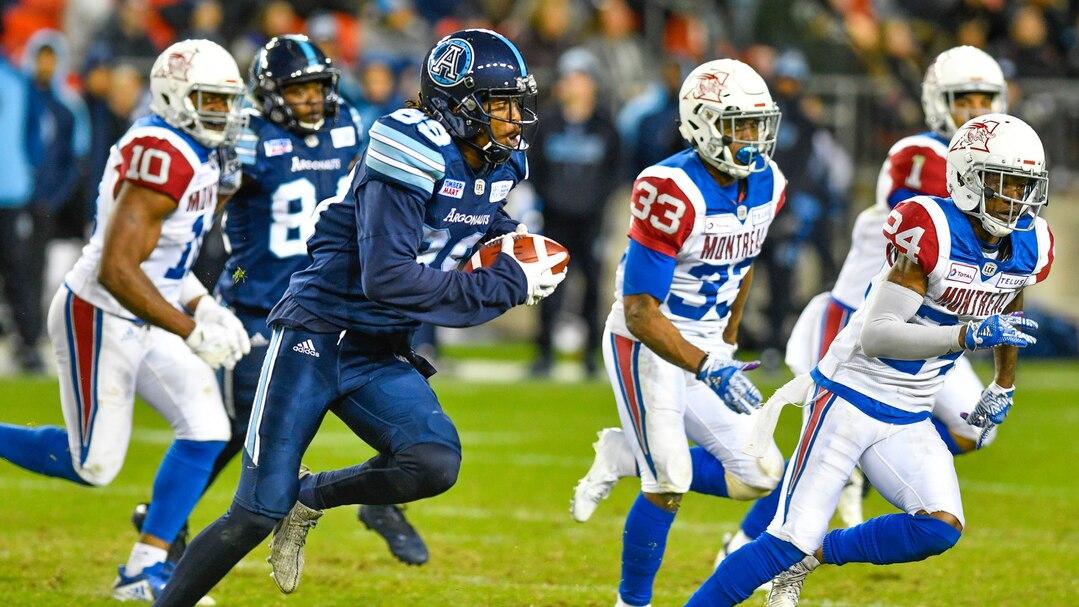 SPO-Alouettes vs Toronto Argonauts