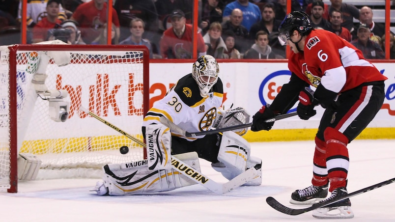 Sens vs Bruins