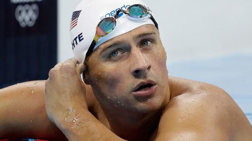 Ryan Lochte et James Feigen en eaux troubles
