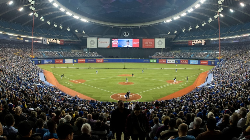 «On a une vraie chance d'avoir le baseball majeur ici» - Stephen Bronfman