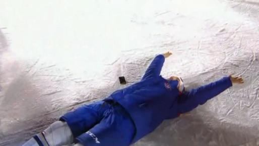 Jonathan Drouin a encore des problèmes avec ses patins!