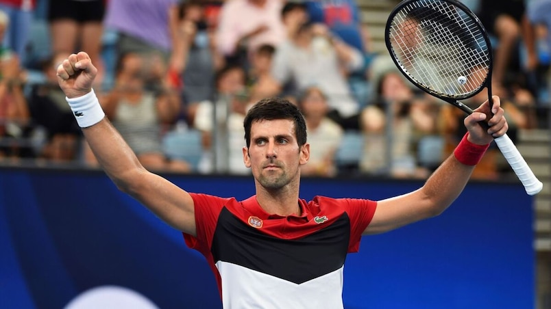 Coupe ATP: «Djoko» élimine le Canada