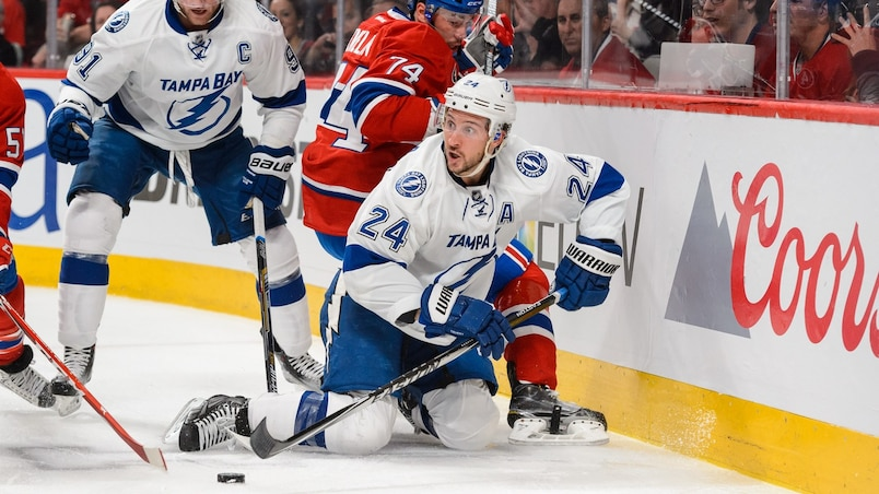 Tampa Bay Lightning v Montreal Canadiens - Game One