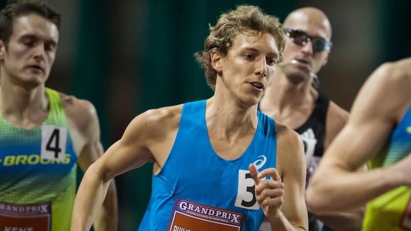 Charles Philibert-Thiboutot ne sera pas aux Championnats mondiaux
