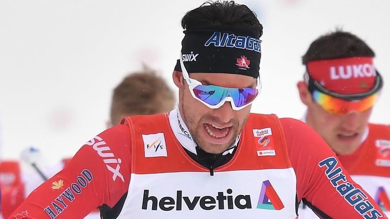Alex Harvey 11e au 15 km en Suède