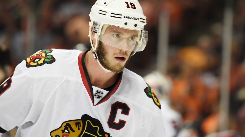 Conn Smythe : Toews, le favori
