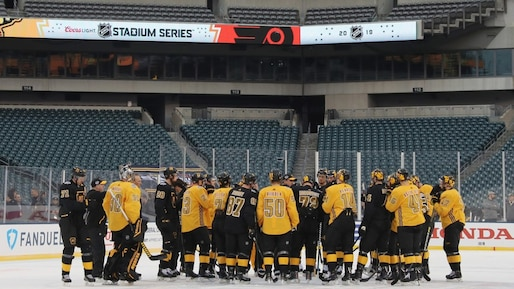 HKO-HKN-SPO-2019-COORS-LIGHT-NHL-STADIUM-SERIES---PRACTICE-SESSI