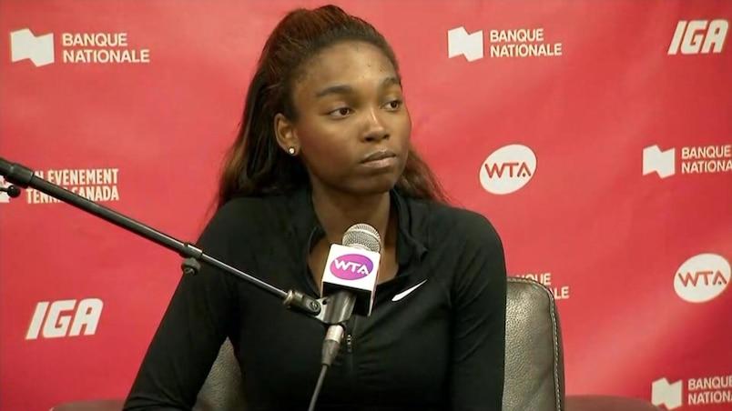 Françoise Abanda: Sylvain Bruneau m'a conseillée de jouer blessée