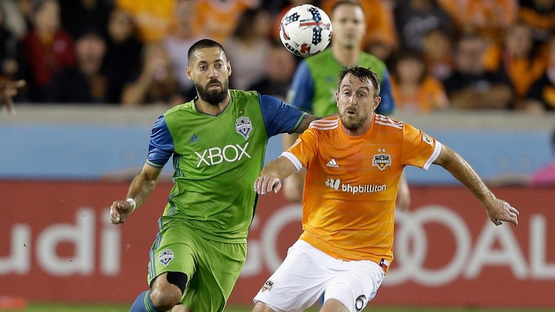 SPO-SOC-MLS-SEATTLE-SOUNDERS-V-HOUSTON-DYNAMO---WESTERN-CONFEREN