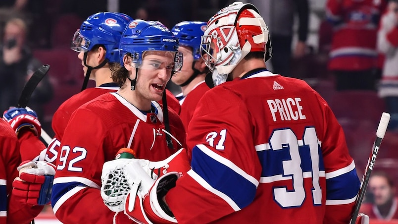 Les Canadiens valent 1,3 milliard, selon «Forbes»