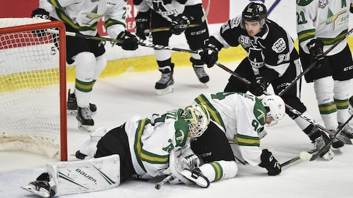 Val d'Or Foreurs v Blainville-Boisbriand Armada