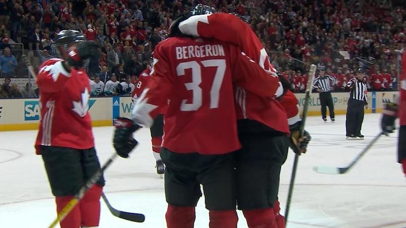 #CMH2016: Crosby prend les choses en main
