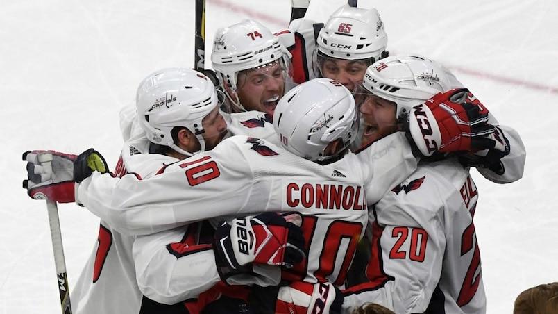 LNH 360: les Capitals et l'euphorie de la victoire