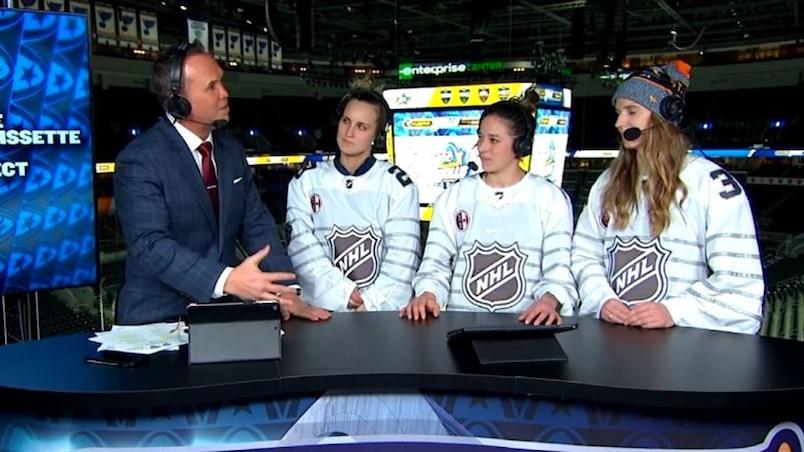 Hockey féminin: le cri du cœur de Dave Morissette