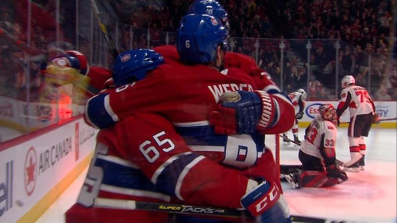 Canadiens : fouettés par l'arbitre