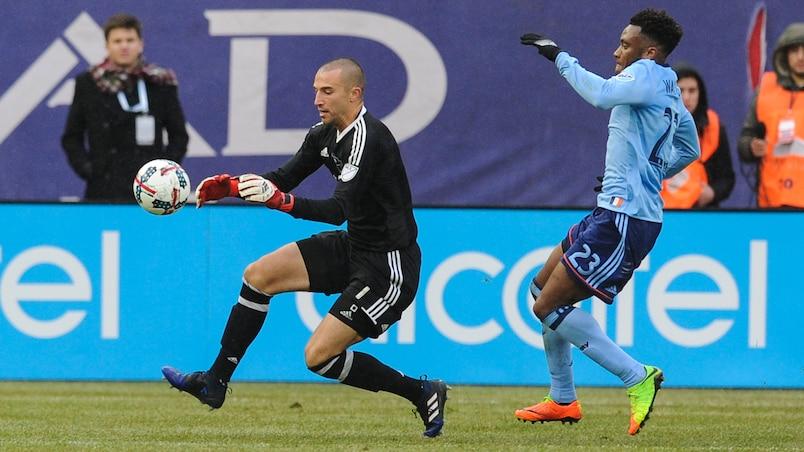 SPO-IMPACT DE MONTREAL VS NEW YORK CITY FC
