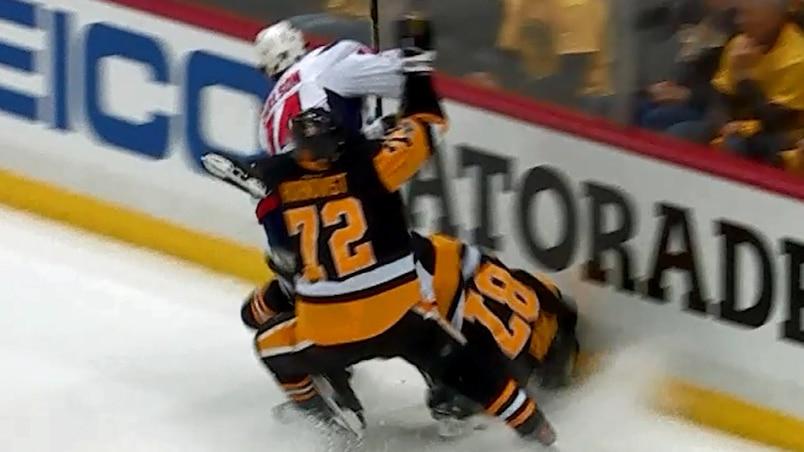 Crosby : la LNH s'explique