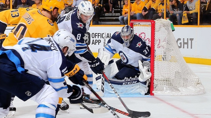 HKO-HKN-SPO-WINNIPEG-JETS-V-NASHVILLE-PREDATORS---GAME-ONE